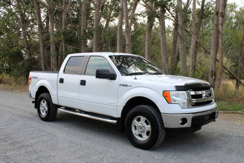 2013 Ford F-150 for sale at Northwest Premier Auto Sales in West Richland WA