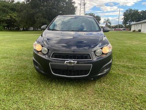 2013 Chevrolet Sonic for sale at AM Auto Sales in Orlando FL
