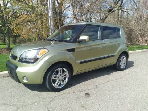 2010 Kia Soul for sale at Jan Auto Sales LLC in Parsippany NJ