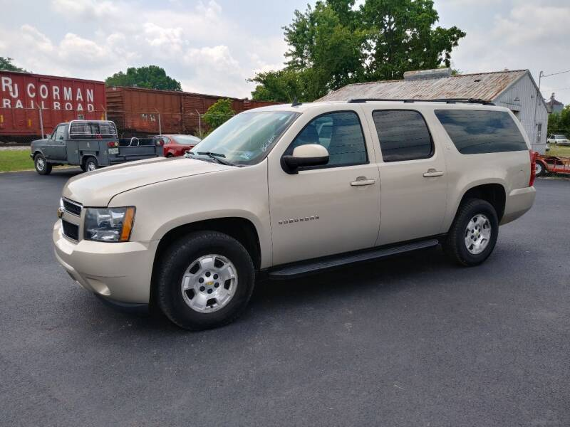 2011 Chevrolet Suburban for sale at Big Boys Auto Sales in Russellville KY
