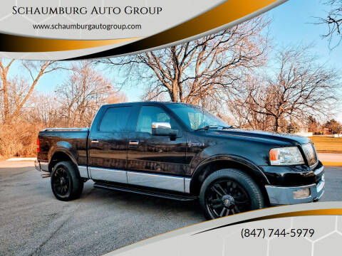 2006 Lincoln Mark LT for sale at Schaumburg Auto Group in Schaumburg IL