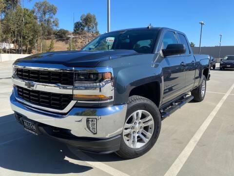 2017 Chevrolet Silverado 1500 for sale at Allen Motors, Inc. in Thousand Oaks CA