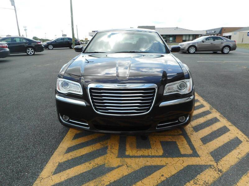 2013 Chrysler 300 for sale at Auto America - Monroe in Monroe NC