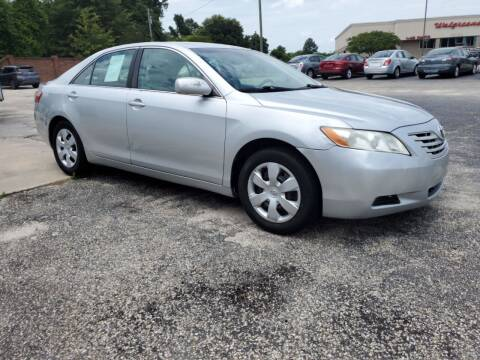 2007 Toyota Camry for sale at Ron's Used Cars in Sumter SC