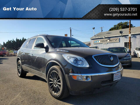2009 Buick Enclave for sale at Get Your Auto in Ceres CA