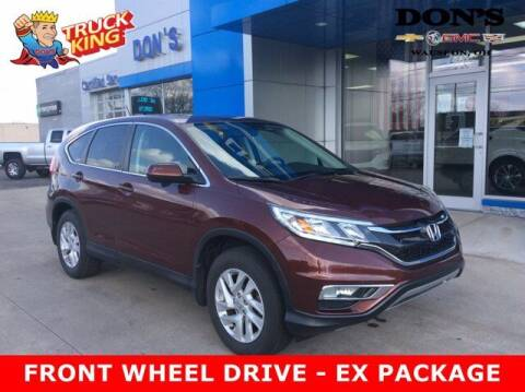 2015 Honda CR-V for sale at DON'S CHEVY, BUICK-GMC & CADILLAC in Wauseon OH