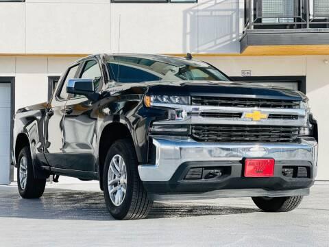 2020 Chevrolet Silverado 1500 for sale at Avanesyan Motors in Orem UT