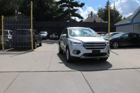 2017 Ford Escape for sale at F & M AUTO SALES in Detroit MI