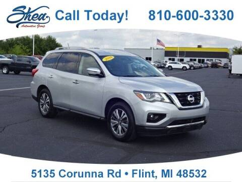 2018 Nissan Pathfinder for sale at Jamie Sells Cars 810 in Flint MI