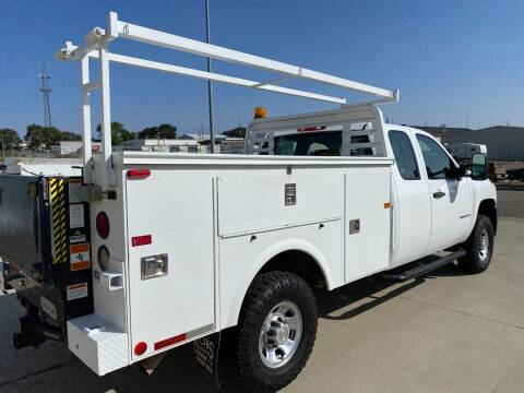 2009 SOLD....Chevy K3500 4x4 OMAHA Body w 360 HP VORTEC Engine! for sale at Albers Sales and Leasing, Inc - Albers Sales and Leasing Inc in Bismarck ND