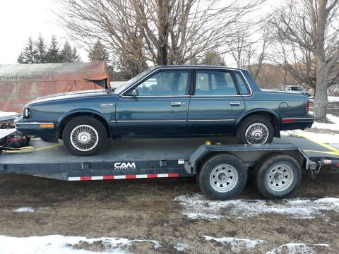 1987 Oldsmobile Cutlass Ciera for sale at Parkway Auto Exchange in Elizaville NY