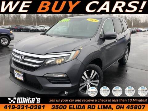 2018 Honda Pilot for sale at White's Honda Toyota of Lima in Lima OH
