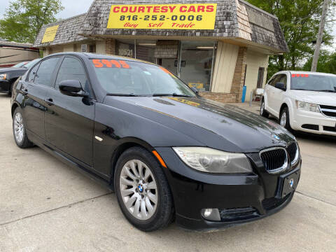 2009 BMW 3 Series for sale at Courtesy Cars in Independence MO