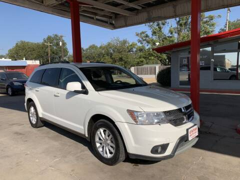 2014 Dodge Journey for sale at KD Motors in Lubbock TX