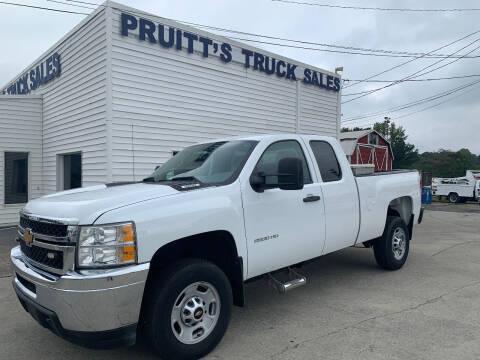 2013 Chevrolet Silverado 2500HD for sale at Pruitt's Truck Sales in Marietta GA