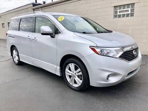2015 Nissan Quest for sale at Richardson Sales & Service in Highland IN