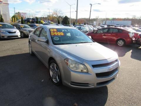 2008 Chevrolet Malibu for sale at Auto Bella Inc. in Clayton NC