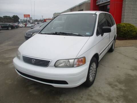 1996 Honda Odyssey for sale at Premium Auto Collection in Chesapeake VA