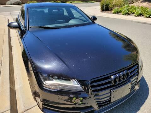 2013 Audi A7 for sale at Gold Coast Motors in Lemon Grove CA