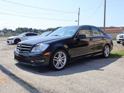 2014 Mercedes-Benz C-Class for sale at Terrys Auto Sales in Somerset PA