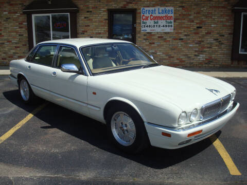 1995 Jaguar XJ-Series for sale at Great Lakes Car Connection in Metamora MI