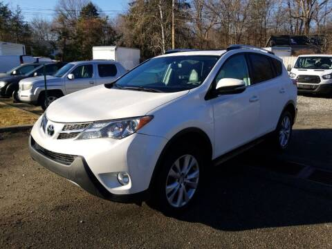 2014 Toyota RAV4 for sale at AMA Auto Sales LLC in Ringwood NJ
