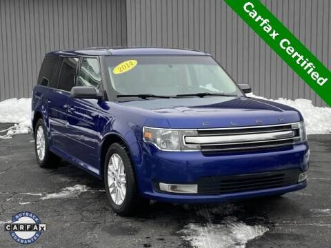 2014 Ford Flex for sale at Bankruptcy Auto Loans Now - powered by Semaj in Brighton MI
