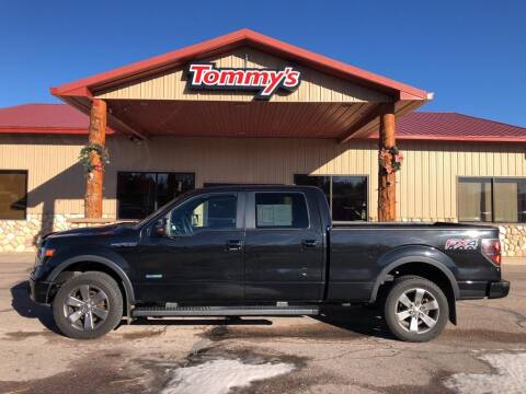 2014 Ford F-150 for sale at Tommy's Car Lot in Chadron NE