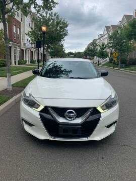 2016 Nissan Maxima for sale at Pak1 Trading LLC in South Hackensack NJ