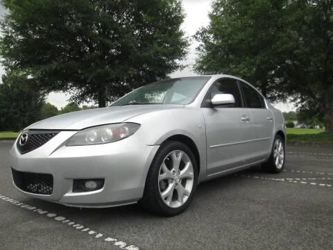 2009 Mazda Mazda3 Sedan for sale at Unique Auto Brokers in Kingsport TN