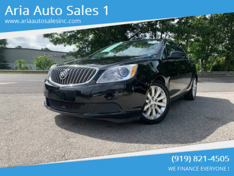 2016 Buick Verano for sale at ARIA  AUTO  SALES in Raleigh NC