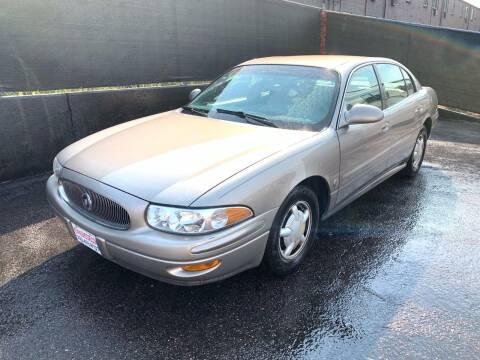 2000 Buick LeSabre for sale at McManus Motors in Wheat Ridge CO