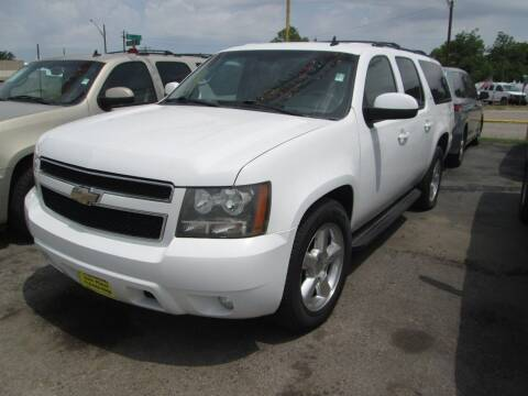 2009 Chevrolet Suburban for sale at Pasadena Auto Planet in Houston TX