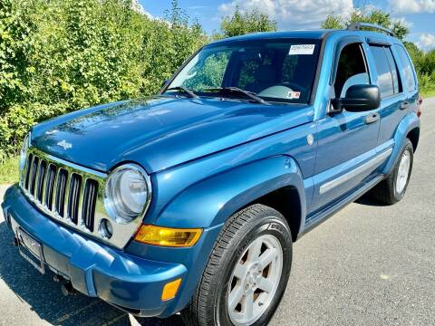 2006 Jeep Liberty for sale at Used Cars of Fairfax LLC in Woodbridge VA