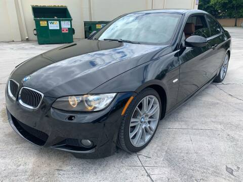 2009 BMW 3 Series for sale at Eden Cars Inc in Hollywood FL