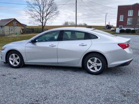 2019 Chevrolet Malibu for sale at Dealz on Wheelz in Ewing KY