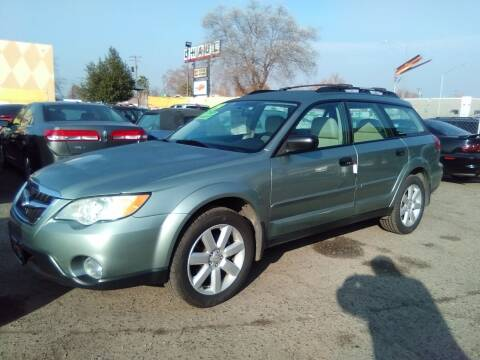 2009 Subaru Outback for sale at Larry's Auto Sales Inc. in Fresno CA