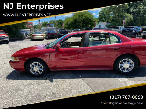 2004 Buick LeSabre for sale at NJ Enterprises in Indianapolis IN