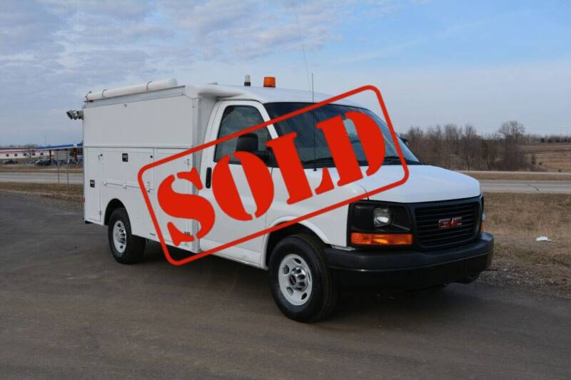 2012 GMC C/K 3500 Series for sale at Signature Truck Center - Service-Utility Truck in Crystal Lake IL