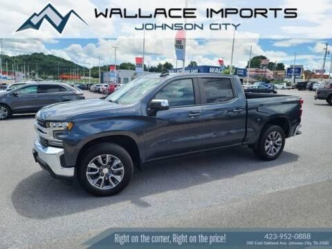 2020 Chevrolet Silverado 1500 for sale at WALLACE IMPORTS OF JOHNSON CITY in Johnson City TN