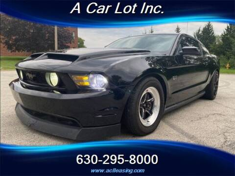 2010 Ford Mustang for sale at A Car Lot Inc. in Addison IL
