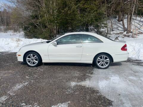 2006 Mercedes-Benz CLK for sale at Top Notch Auto & Truck Sales in Gilmanton NH