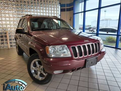 2003 Jeep Grand Cherokee for sale at iAuto in Cincinnati OH
