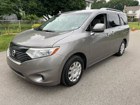 2013 Nissan Quest for sale at Via Roma Auto Sales in Columbus OH