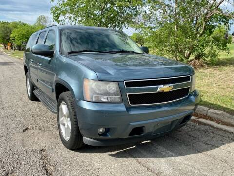 2008 Chevrolet Suburban for sale at Texas Auto Trade Center in San Antonio TX