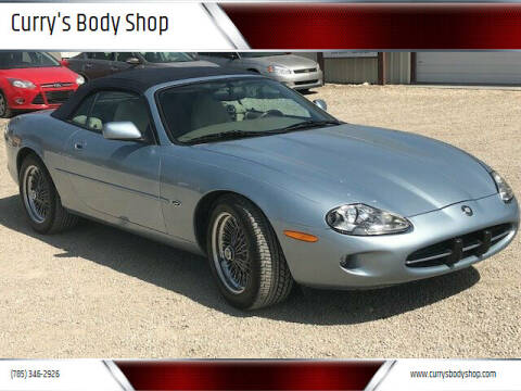 1997 Jaguar XK-Series for sale at Curry's Body Shop in Osborne KS