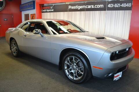 2017 Dodge Challenger for sale at Prestige Motorcars in Warwick RI