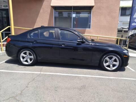 2015 BMW 3 Series for sale at Western Motors Inc in Los Angeles CA
