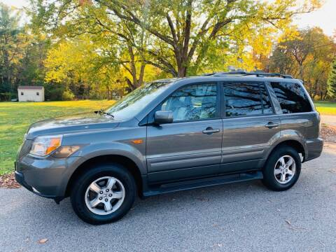 2007 Honda Pilot for sale at 41 Liberty Auto in Kingston MA