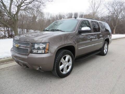 2014 Chevrolet Suburban for sale at EZ Motorcars in West Allis WI